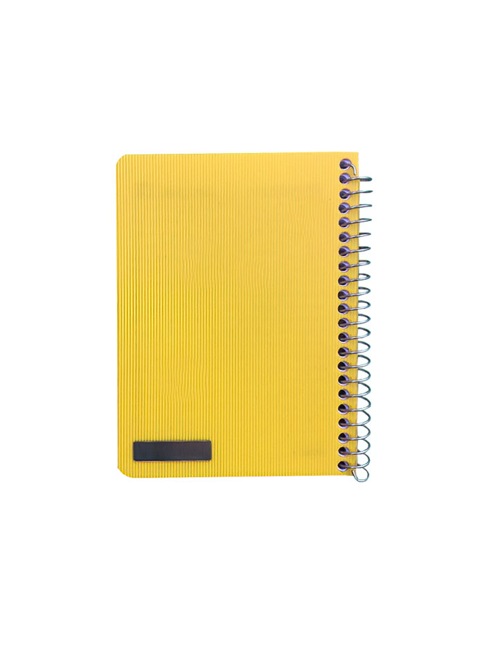 دفترچه یادداشت 80 برگ سایز 1/12 سیم از کنار وحدت