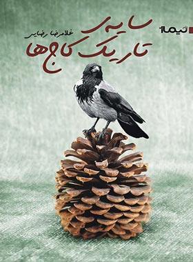 سایه تاریک کاج ها - اثر غلامرضا رضایی - انتشارات نیماژ