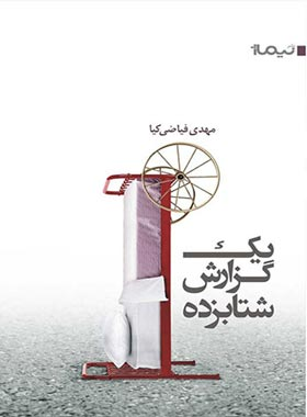 یک گزارش شتابزده - اثر مهدی فیاضی کیا - انتشارات نیماژ